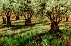 Samir Sammoun – Fields of Faith, Groves of Gratitude