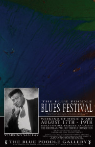 Blue Poodle Blues Festival, Southampton, New York, 2002 featuring Sam Lay and Mark Naftalin, Chris Parker, Gabe Butterfield, Gene Casey and The Lone Sharks, Frank Kingbee, Steve Zaluski & Victor Forbes