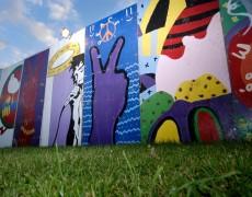SommerWall Beim Tollwood Festival 2006