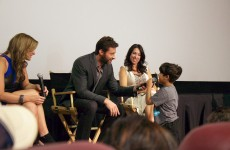 A Mamarazzi Event with Hugh Jackman to celebrate The Wolverine