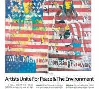 Artists Unite For Peace & The Environment